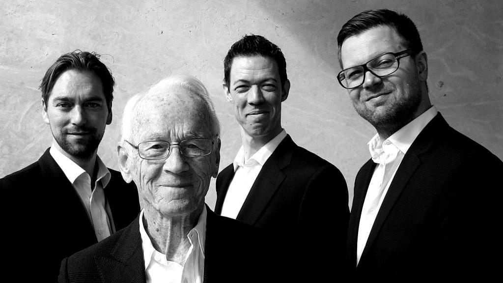 Bent Fabricius-Bjerre med trioen De Græd